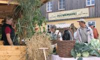 Herbst-Naturmarkt in Wartha