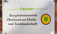 Nachhaltig wirtschaftende Gastgeber - neues Logo kennzeichnet die Partner des Biosphärenreservats, Foto: Bodo Hering